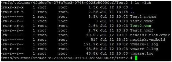 Recreating A Missing VMDK Descriptor File