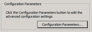 configuration-parameters