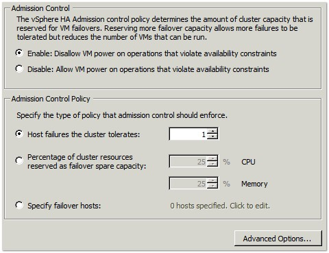 admission-control-settings