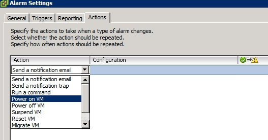 Configure HA Related Alarms and Monitor a HA Cluster