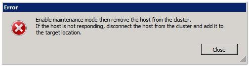 cluster-remove-error