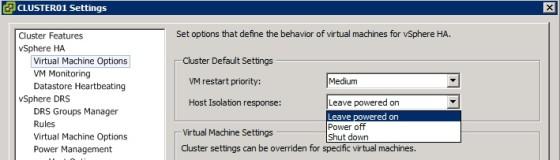 cluster-vm-options