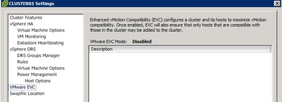 vmware-evc-cluster-settings