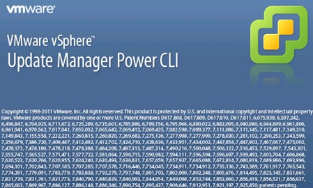Install and Configure Update Manager PowerShell Library