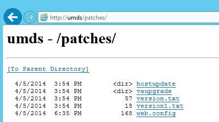 umds-directory-iis