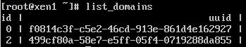 list_domains