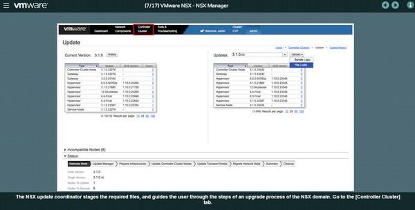 VMware Product Walk-through Portal