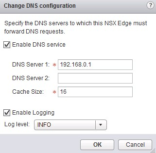 nsx-dns-settings