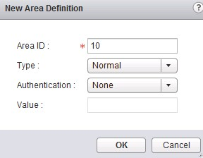 nsx-ospf-area-definition-config