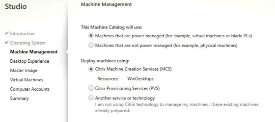 xendesktop-machine-management