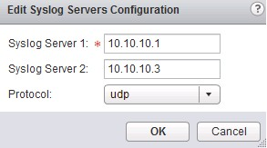 nsx-router-syslog-settings