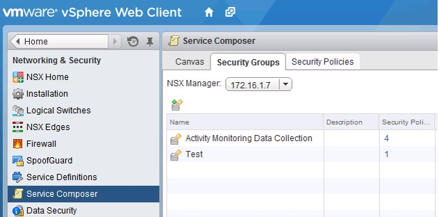 VCP-NV: Monitor a VMware NSX Implementation