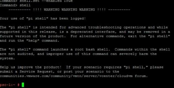 psc-enable-bash-shell