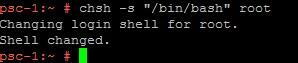 psc-shell-chsh