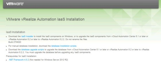 vra-iaas-windows-installer