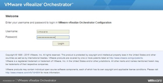 vrealize-orchestrator-configuration