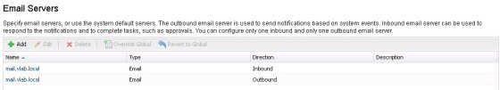 vra-tenant-email-configuration