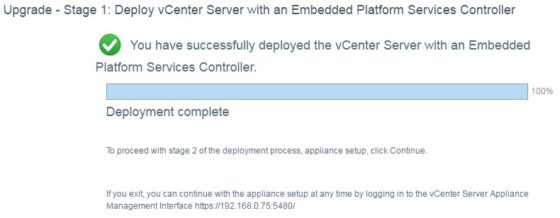 vcsa-65-stage-1-deployment