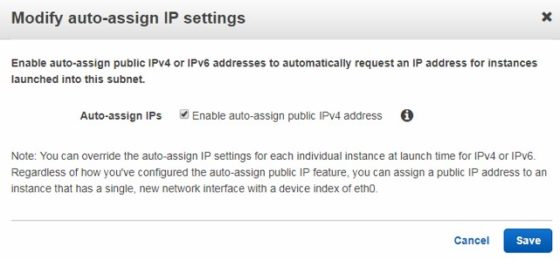 aws-auto-assign-public-ip-address-subnet-setting