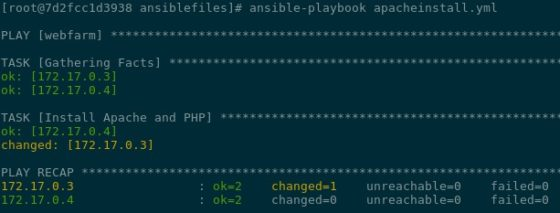 Creating a Simple Ansible Playbook